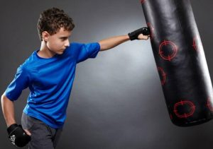 best kids punching bag review